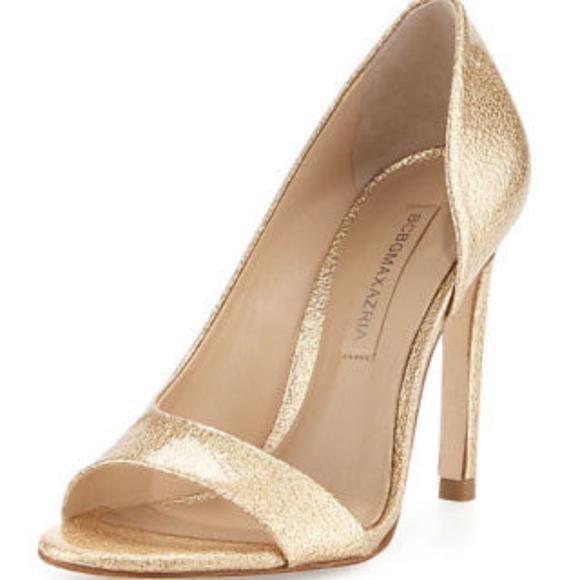 10ca895d7c BCBG Shoes | Max Azria Jive High Heel Peep Toe Sandals | Poshmark